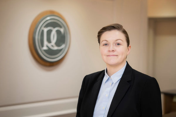 "Ramsey Crookall's CEO, Joanna Crookall, said ""We are delighted to welcome Bernadette McNeill back to Ramsey Crookall as an Investment Manager."